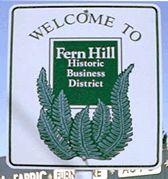 Fern Hill Historic Business District, Tacoma, Washington